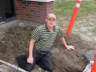 Tim Davis, Environmental Engineer