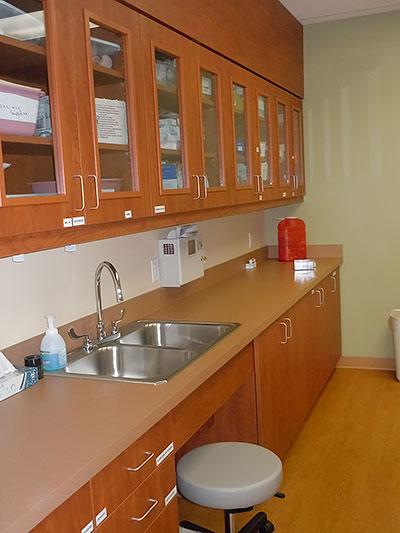 Hospital Procedure Room: Hospital History In Forsyth Montana