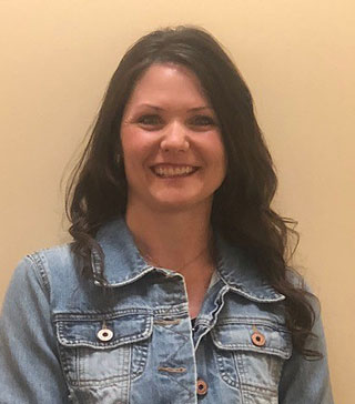 Rebecca Benson, Clinic Manager