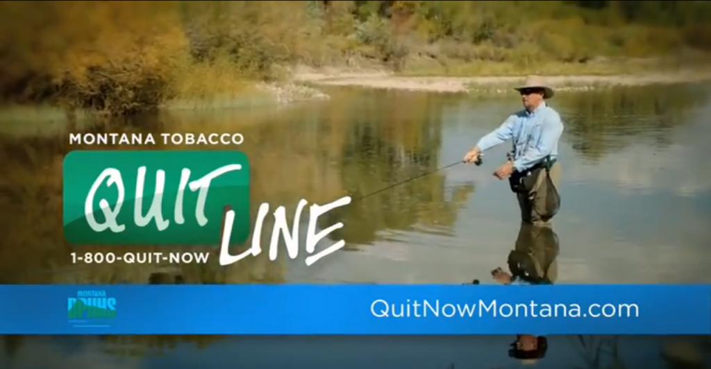 Montana Quit Now Line