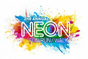 JUNE Events - NEON Fun Run/Walk