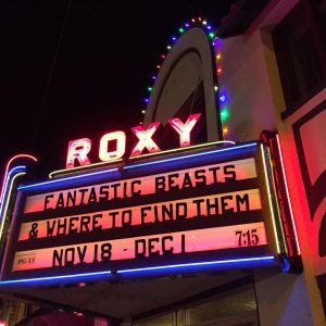 DECEMBER - Christmas Classic Movie at the Roxy Theatre